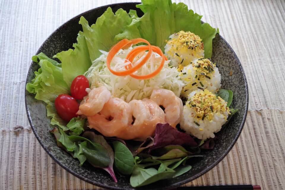 Prawn Salad Medium