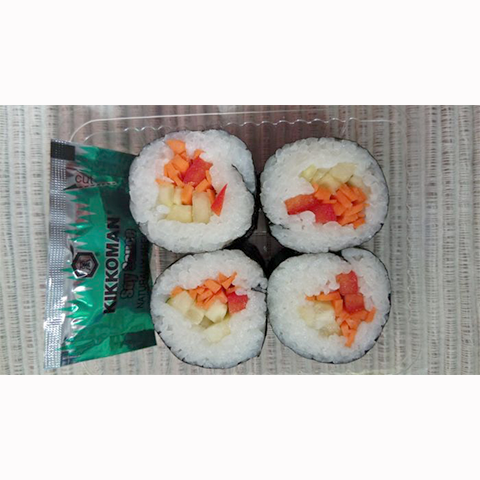 Vegetable Roll (4 Piece Pack)